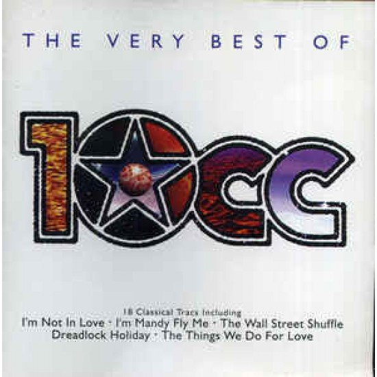 10cc – The Very Best Of 10cc (CD)