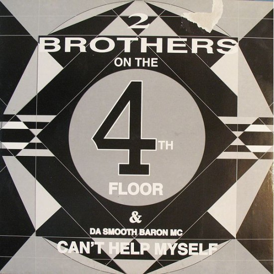 2 Brothers On The 4th Floor & Da Smooth Baron MC - Can't Help Myself (Vinyl)
