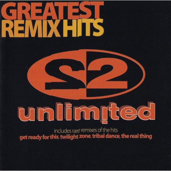 2 Unlimited - Greatest Remix Hits (CD)