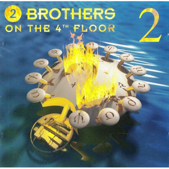 2 Brothers On The 4th Floor - 2 (CD)