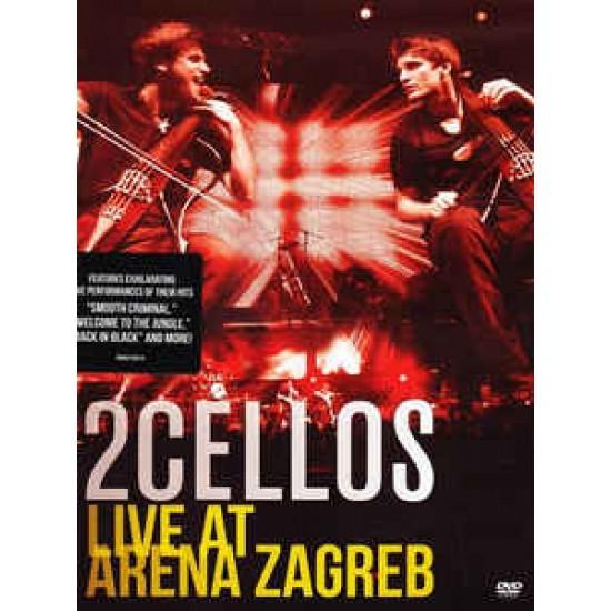 2Cellos – Live At Arena Zagreb (DVD)