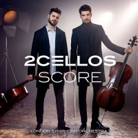 2Cellos & London Symphony Orchestra ‎– Score (CD)