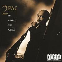 2Pac ‎– Me Against The World (CD)