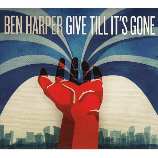 Ben Harper – Give Till It's Gone (Vinyl)