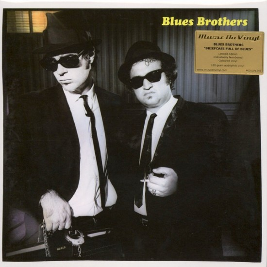 The Blues Brothers – Briefcase Full Of Blues (Vinyl)