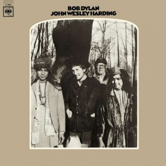 Bob Dylan – John Wesley Harding (Vinyl)
