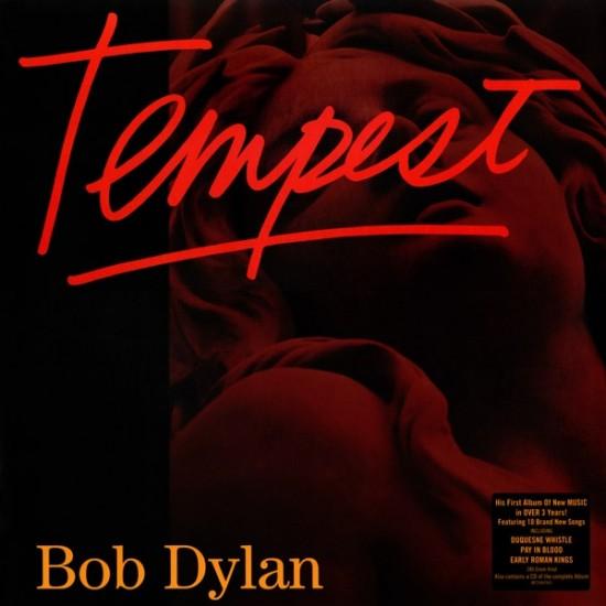 Bob Dylan – Tempest (Vinyl)