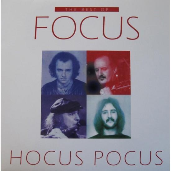 Focus – Hocus Pocus - The Best Of Focus (Vinyl)