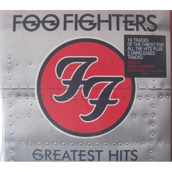 Foo Fighters – Greatest Hits (Vinyl)