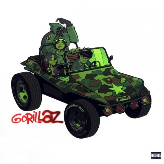 Gorillaz – Gorillaz (Vinyl)