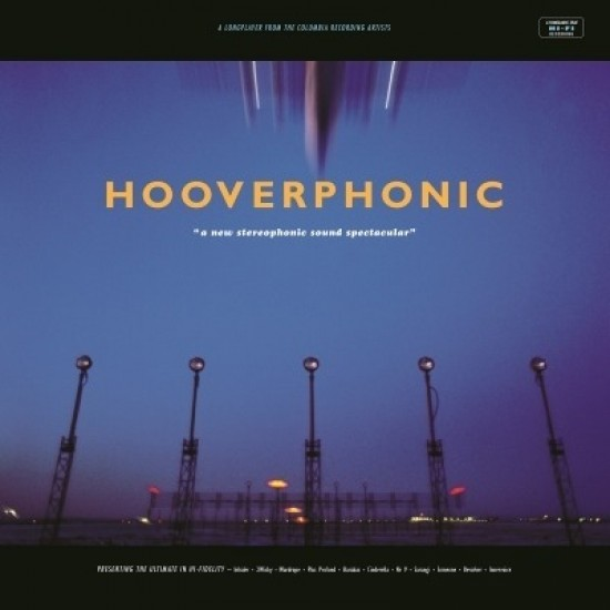 Hooverphonic – A New Stereophonic Sound Spectacular (Vinyl)