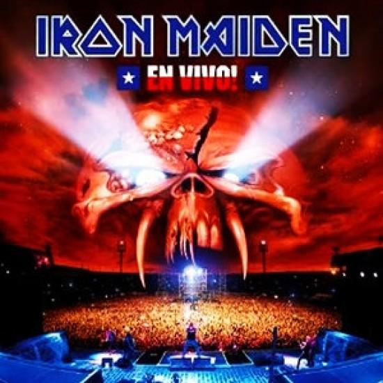 Iron Maiden – En Vivo! (Vinyl)