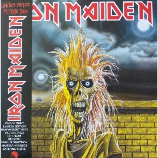 Iron Maiden – Iron Maiden (Vinyl)