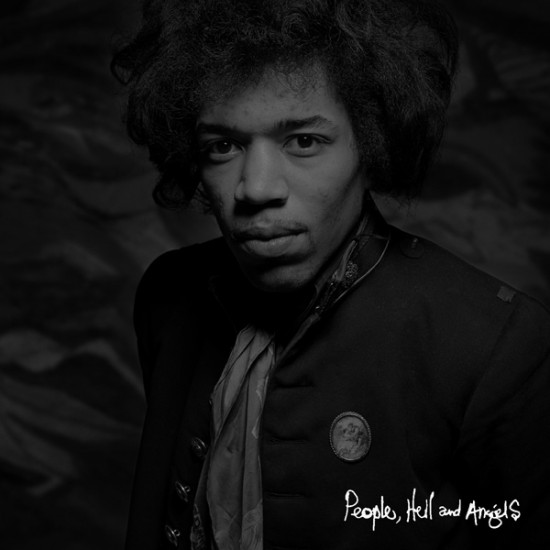 Jimi Hendrix – People, Hell And Angels (Vinyl)