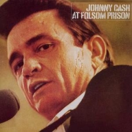Johnny Cash – At Folsom Prison (Vinyl)