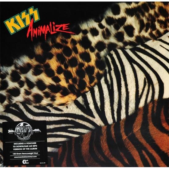 Kiss – Animalize (Vinyl)