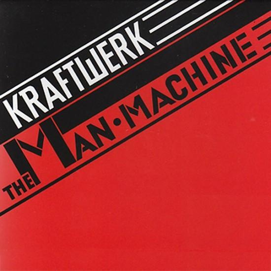 Kraftwerk - The Man Machine (Vinyl)