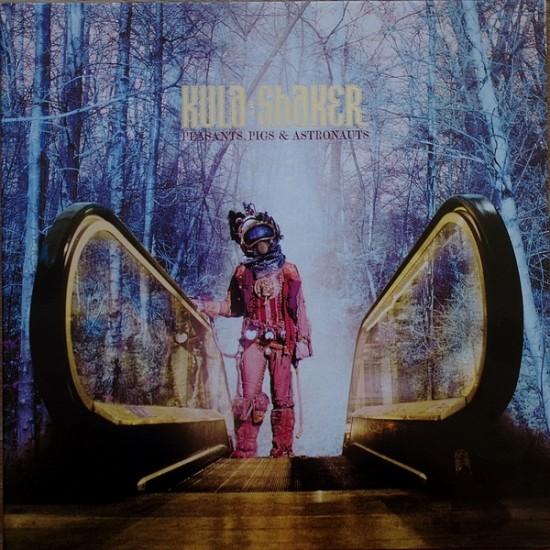 Kula Shaker – Peasants, Pigs & Astronauts (Vinyl)
