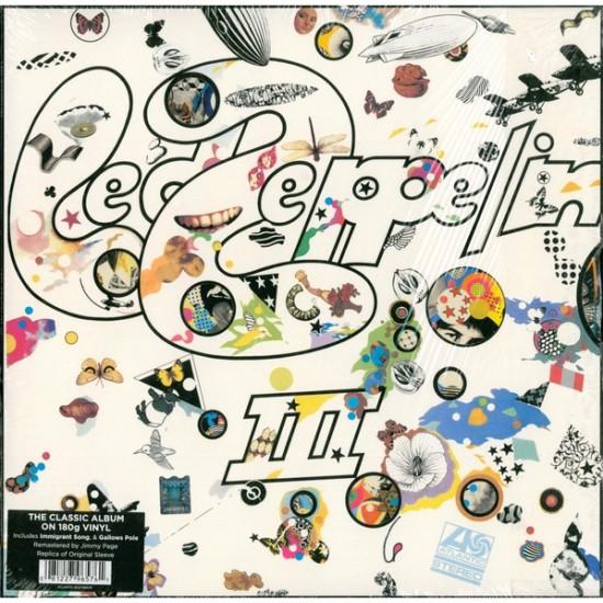 Led Zeppelin – Led Zeppelin III (Vinyl)