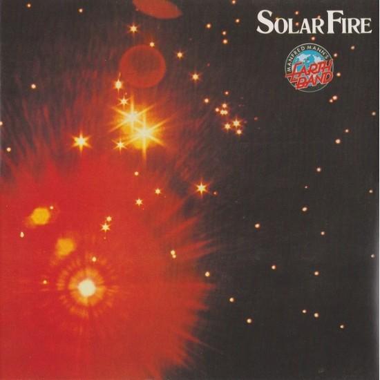 Manfred Mann's Earth Band – Solar Fire (Vinyl)