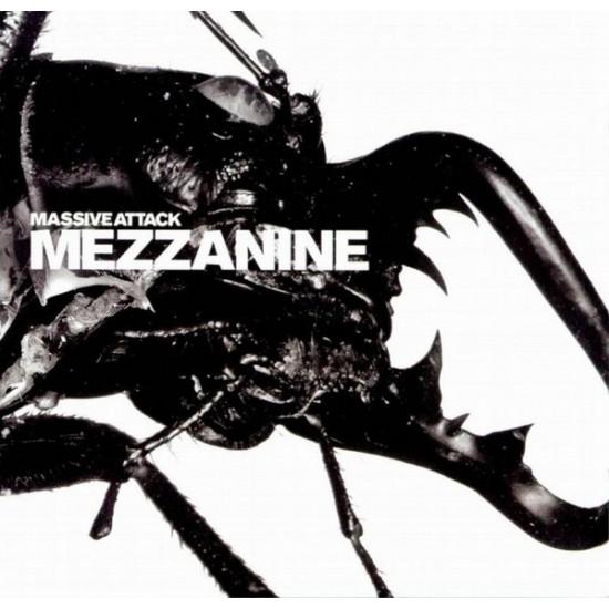 Massive Attack – Mezzanine (Vinyl)
