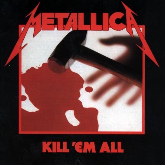 Metallica – Kill 'Em All (Vinyl)