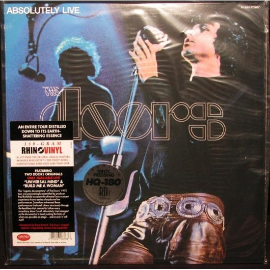 The Doors – Absolutely Live (Vinyl)