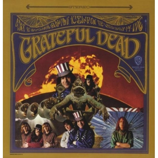 The Grateful Dead – The Grateful Dead (Vinyl)