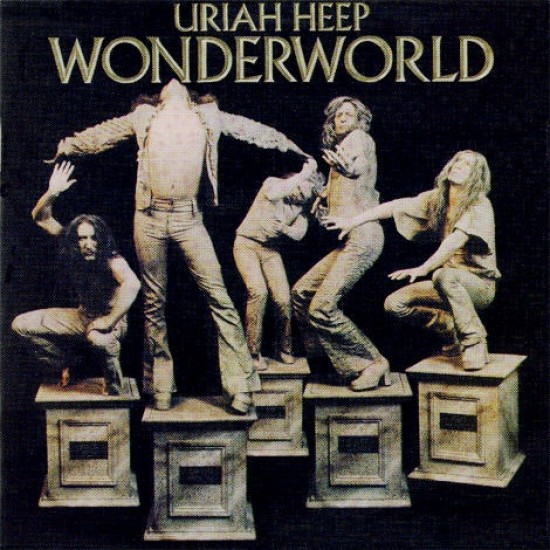 Uriah Heep – Wonderworld (Vinyl)