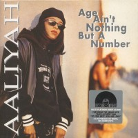 Aaliyah - Age ain't nothing but a number (Vinyl)