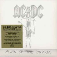 AC/DC ‎– Flick Of The Switch (CD)
