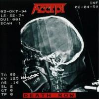 Accept - Death Row (Vinyl)