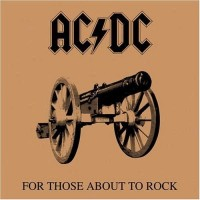 AC/DC ‎– For Those About To Rock (Vinyl)
