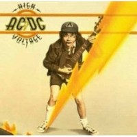 AC/DC ‎– High Voltage (Vinyl)