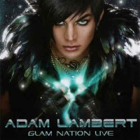 Adam Lambert ‎– Glam Nation Live (CD)