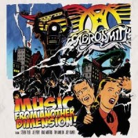 Aerosmith ‎– Music From Another Dimension! (CD)