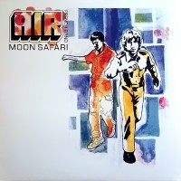 AIR French Band – Moon Safari (Vinyl)