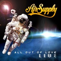 Air Supply ‎– All Out Of Love Live (CD)