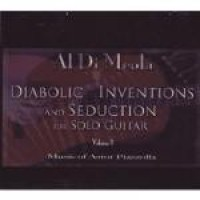 Al Di Meola - Diabolic Inventions And Seduction For Solo Guitar Volume I (Music Of Astor Piazzolla) (Vinyl)