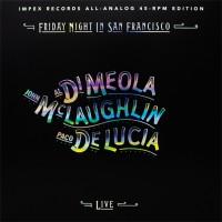 John McLaughlin / Al Di Meola / Paco De Lucia - Friday Night In San Francisco (Vinyl)
