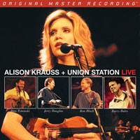 Alison Krauss and Union Station - Live (Vinyl)