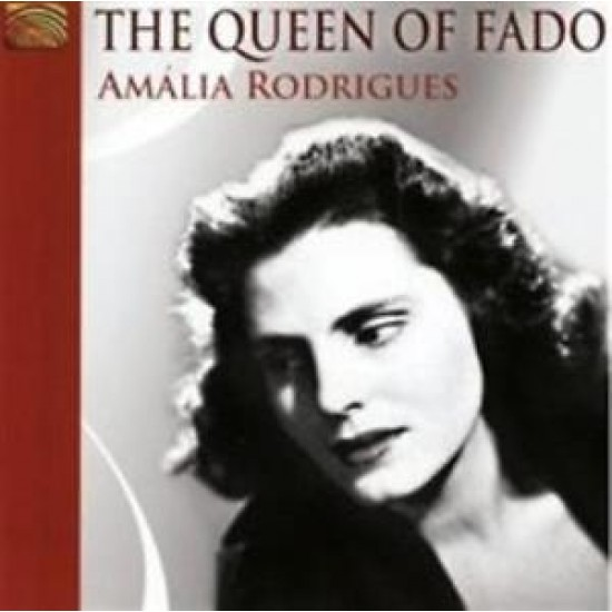 Amalia Rodrigues - Queen of Fado (CD)