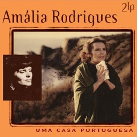 Amalia Rodriguez - Uma Casa Portuguesa (Vinyl)