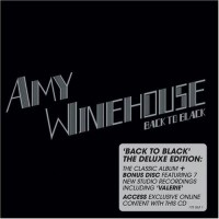 Amy Winehouse – Back To Black (CD)
