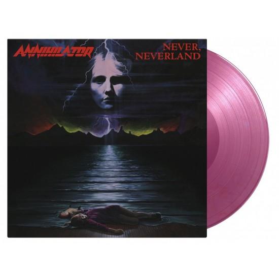 Annihilator - Never, Neverland (Vinyl)