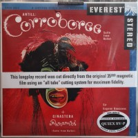 Antill And Ginastera And Sir Eugene Goossens Conducting London Symphony Orchestra - Corroboree & Panambi: Suite From The Ballet (Vinyl)