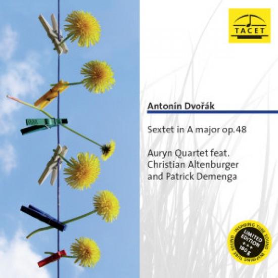 Antonin Dvorak - Sextet In A major op. 48 (Vinyl)