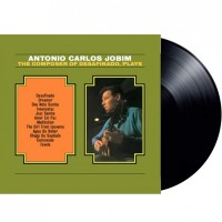 Antonio Carlos Jobim - The Composer Of Desafinado, Plays (Vinyl)