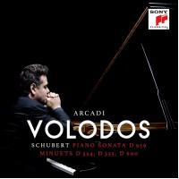 Arcadi Volodos - Schubert: Piano Sonata D959 Minutes D334, D335, D600 (Vinyl)
