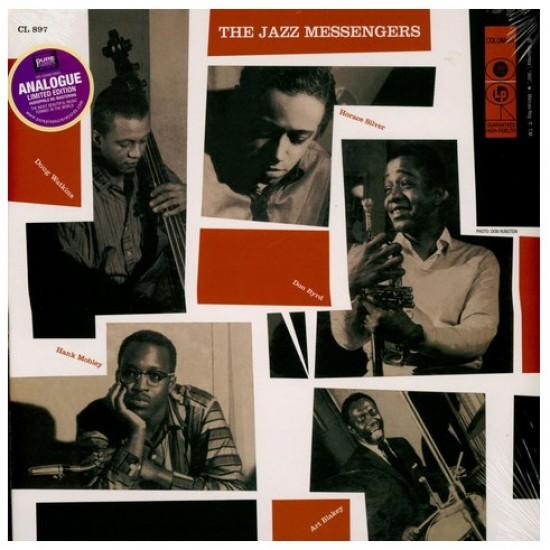 Art Blakey, The Jazz Messengers - The Jazz Messengers (Vinyl)
